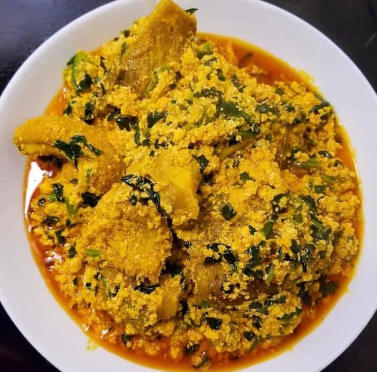 6 Health Benefits Of Egusi Soup Nigerian Soups Wives Connection